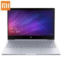 Original Xiaomi Mi Air Ultra thin Notebook 12.5 Windows 10 Intel Core M3 7Y30 4GB 128GB 1.0MP Camera Dual Band WiFi Laptop
