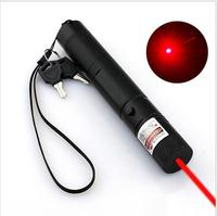 High Power Military Burning Powerful red Laser Pointer laser sight 5000m 650nm lazer Focusable Burn Match + box