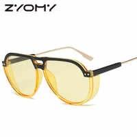 Gafas de sol para mujer Gafas de sol transparentes Gafas de sol de marca de diseñador para hombres y mujeres Gafas de sol clásicas
