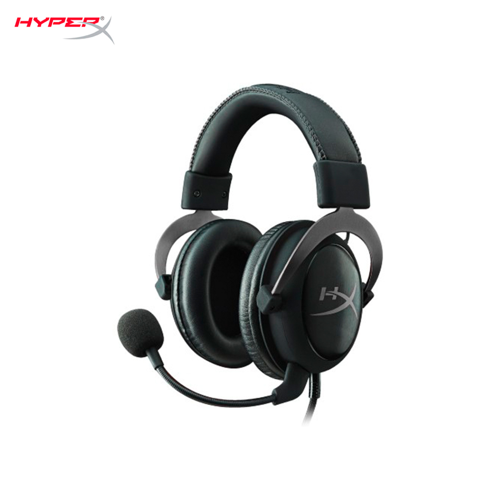 Earphones & Headphones HyperX KHX-HSCP-GM computer wired wireless headset gaming kotion each g 2000 game headphone gaming stereo headset wired headphones deep bass with mic led noise canceling for computer pc