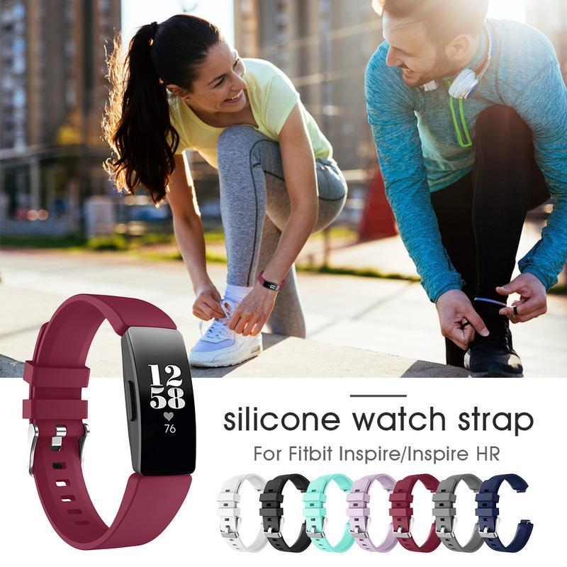 WatchBand For Fitbit Inspire HR Activity Tracker Smartwatch Replacement WatchBand Wrist Strap
