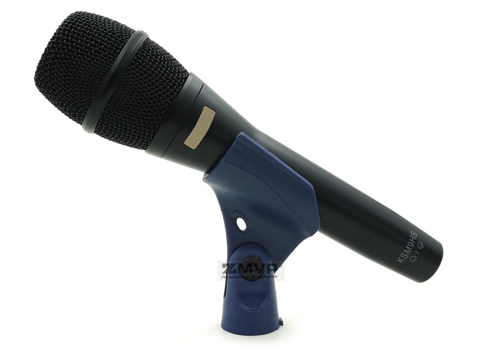 最高品質のバージョン KSM9 プロライブボーカル KSM9HS ダイナミック有線マイクカラオケスーパーポッドキャスト Microfono マイク  グループ上の 家電製品 からの マイクロフォン の中 2