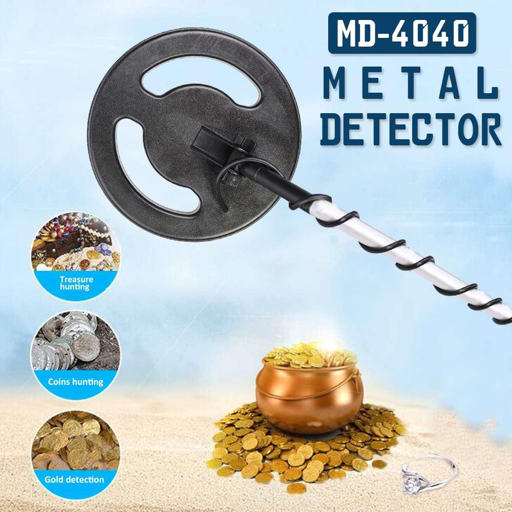 Professtional Metal Detector MD-4040 Under ground Adjustable Gold Detector Treasure-Hunter-Tracker Seeker Metal Circuit Detector
