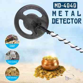 Professtional Metal Detector MD-4040 Under ground Adjustable Gold Detector Treasure-Hunter-Tracker Seeker Metal Circuit Detector - DISCOUNT ITEM  18% OFF All Category