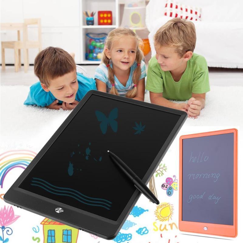 10 Inch Lcd Schreiben Tablet Zeichnung Bord Papierlose Digitale Notizblock Umgeschrieben Pad