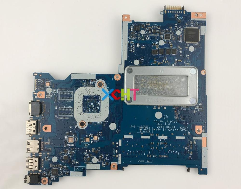 Image 2 - 903793 601 UMA w i5 7200U CPU BDL50 LA D707P for HP Notebook 15 ay Series 15T AY100 PC Motherboard Mainboard Tested-in Laptop Motherboard from Computer & Office