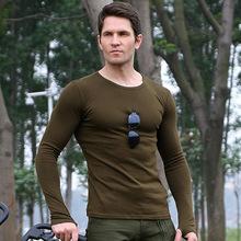 Męskie trening fizyczny rozciągliwa cienka z długim rękawem oddychająca koszulka Outdoor Hiking wspinaczka Camping taktyczne wojskowe sportowe bluzki tanie tanio HAIMAITONG CN (pochodzenie) Pełne COTTON POLARTEC Koszule ZK0322 Camping i piesze wycieczki Dobrze pasuje do rozmiaru wybierz swój normalny rozmiar