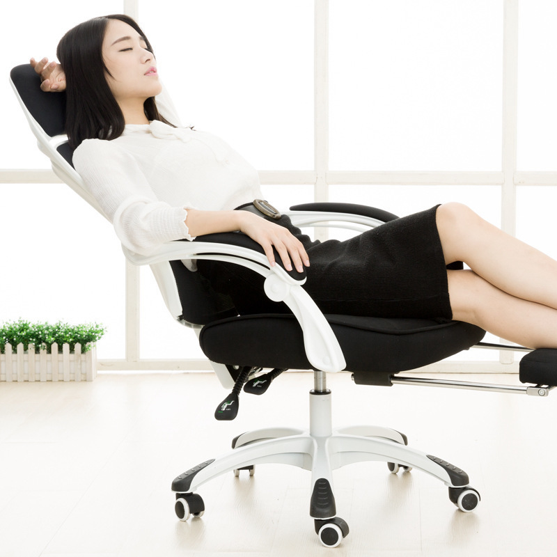 170 Degree Can Lie To Work An Office Chair Artificial Study Computer Chair Netting Home Computer Chair