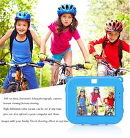 Children 1080P Camera Photo Frame Mini DV Waterproof Dropproof Motion Camera CMOS Image Sensor Built in Microphone Bike Mount