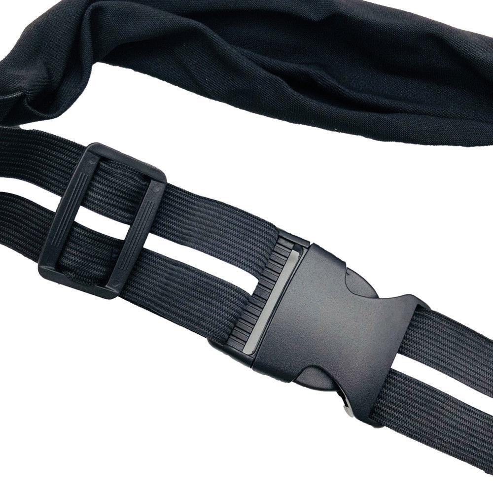 Fine Jewelry 2018 New Style Fashion Solid Zipper Sport Runner Waist Bag Running Belt Gym Money Key Single Waist Packs
