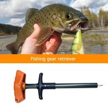 Fish Hook Decoupling Device Disgorger Remove Lifter T-type Bait Tackle Lure Supplies Outdoor Fishing Accessories