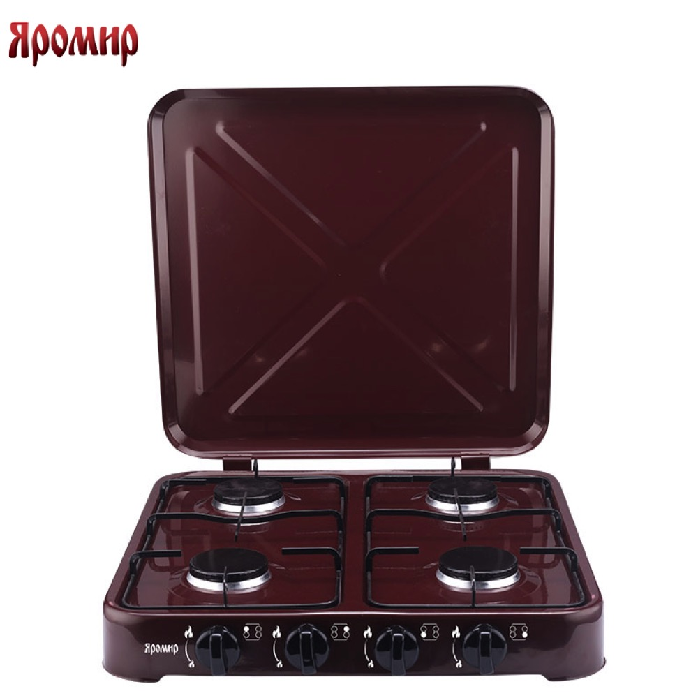 Hot Plates YAROMIR 0R-00003013 home kitchen appliances cooking plate cooktop YR-3014 gas stove hob