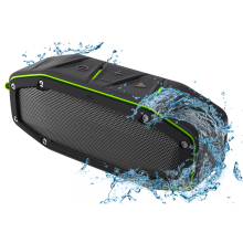 Wireless Waterproof Outdoor Bluetooth Speaker 4.1design Portable Mini Column Box Loudspeaker Speaker Tf Mic цена в Москве и Питере