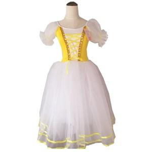 Image 4 - Déguisement de Ballet Tutu Giselle pour filles, robe longue en Tulle, en Tulle, ballerine à manches bouffantes, robe de chorale, nouvelle collection