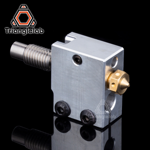 Image 5 - Trianglelab extrudeuse volcan HOTEND MK8 Bowden, double extrudeuse pour imprimante 3d, haute performance, impression I3