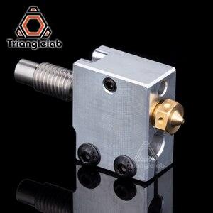 Image 5 - Экструдер trianglelab BMG VOLCANO HOTEND MK8 Bowden, экструдер с двойным приводом для 3d принтера, высокая производительность для I3 printe