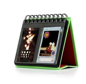 Image 4 - 68 Pockets Polyester Instant Photo Album Picture Case for Fujifilm Instax Mini Film for credit card size book