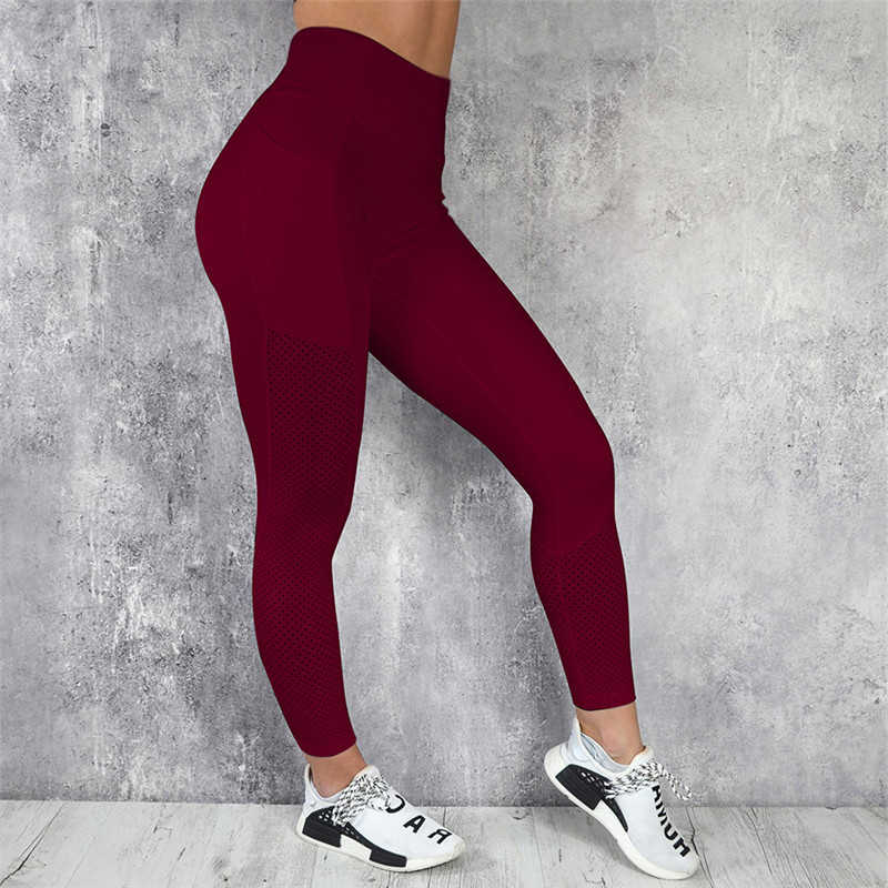 6fcc0ce841b59 ... High Waist Sweat Leggings Tall Fitness Women Sexy Hip Push Up Pants  Work Out Clothing Ladies ...
