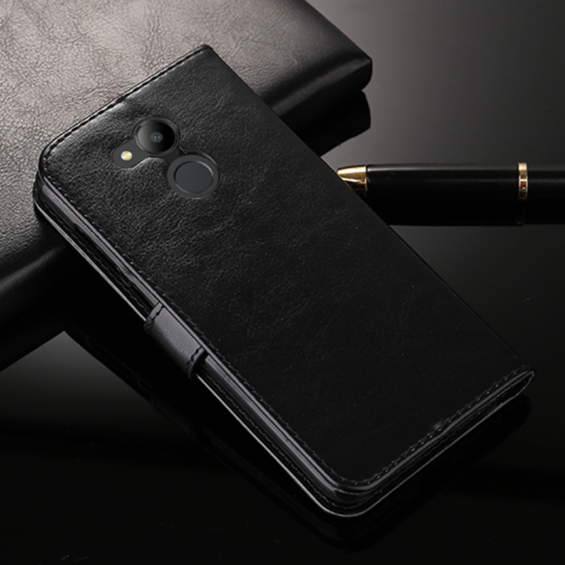 Soft Flip Wallet Leather Case for HUAWEI Nova 3 3i Nova3 2 2i Y5 2017 Y6 Y7 Prime 2018 Y9 Mate 10 20 Lite P Smart Plus Cover in Flip Cases from Cellphones Telecommunications