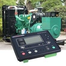 цена на DGS6110U Electronic Generator Controller Module Control Panel LCD Display generator controller