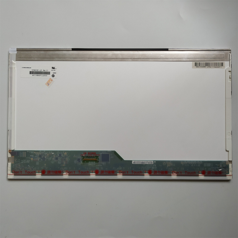 Original Grade A+ N184H6-L02 18.4 LED LCD Screen Display For ACER ASPIRE 8935G 8940G 8942G 8943G 930G 8920 8940 image