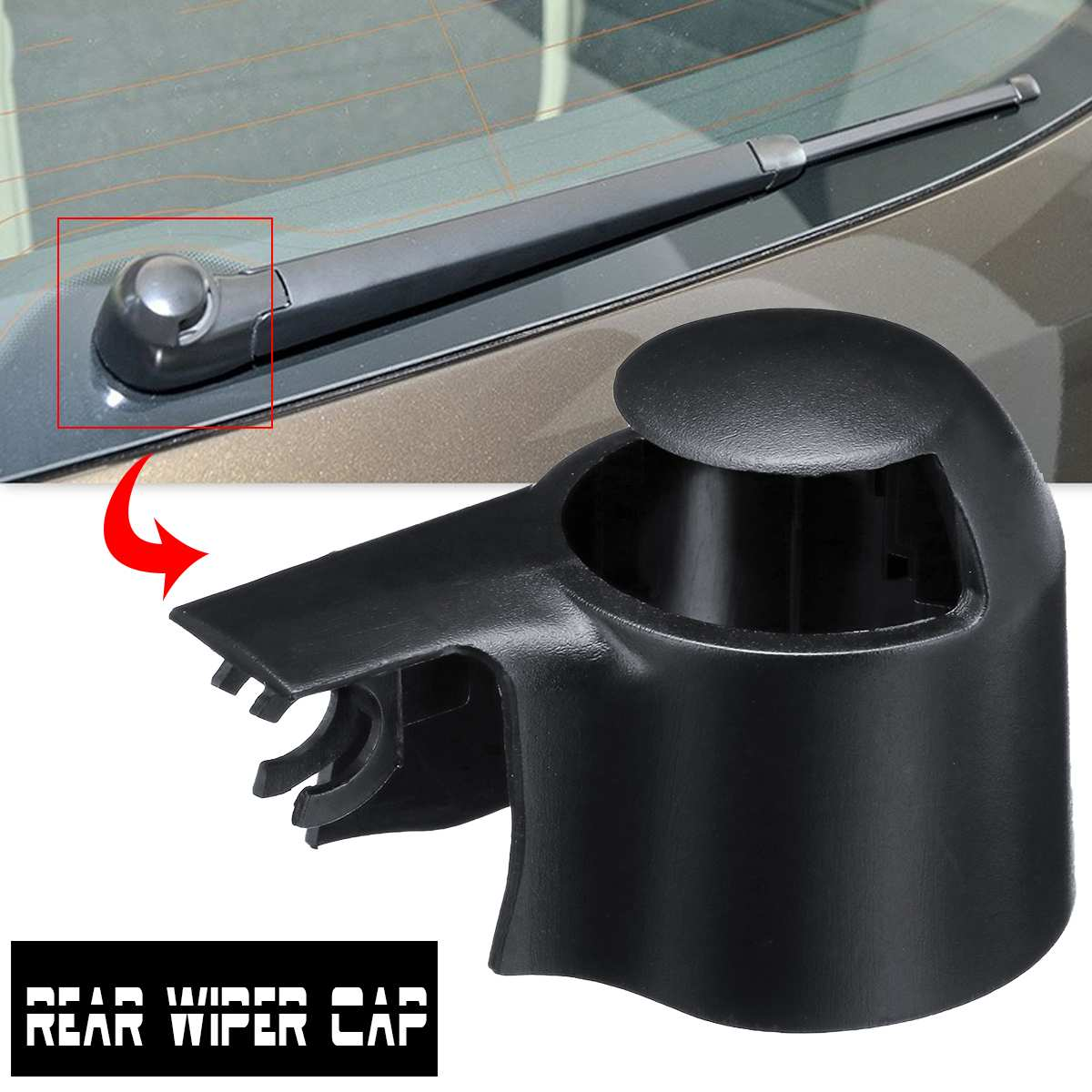 """Set of Windshield Wiper Blades Front Window Fit For Ford Focus MK3 2012-17 2X28/"""""""