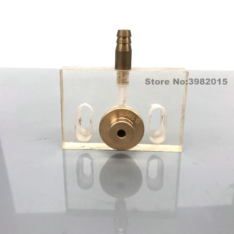 WEDM  Water Jet Panel with Ruby Die for 0.18mm Molybdenum Wire for Wire Cut Machine