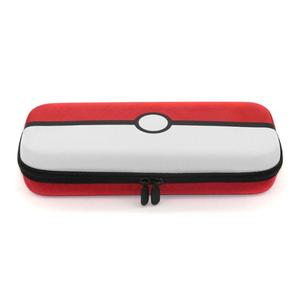 Image 2 - Gaming Storage Bag Hard Shell PU Carrying Pouch Bag Portable Protect Case for Nintend Switch Console for Nintend Pokeball plus