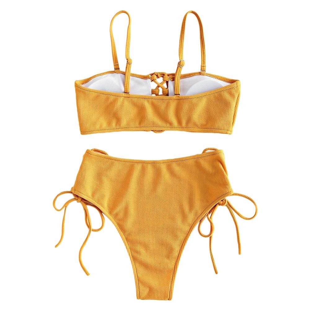 High Waisted Bikini 13