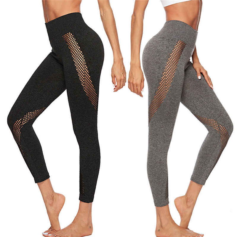 2f021754898 ... Newly Comfort Women Running Fitness Leggings Hot Sale Female Girl Gym  Sports Exercise Compression Leggings Wholesale on Aliexpress.com