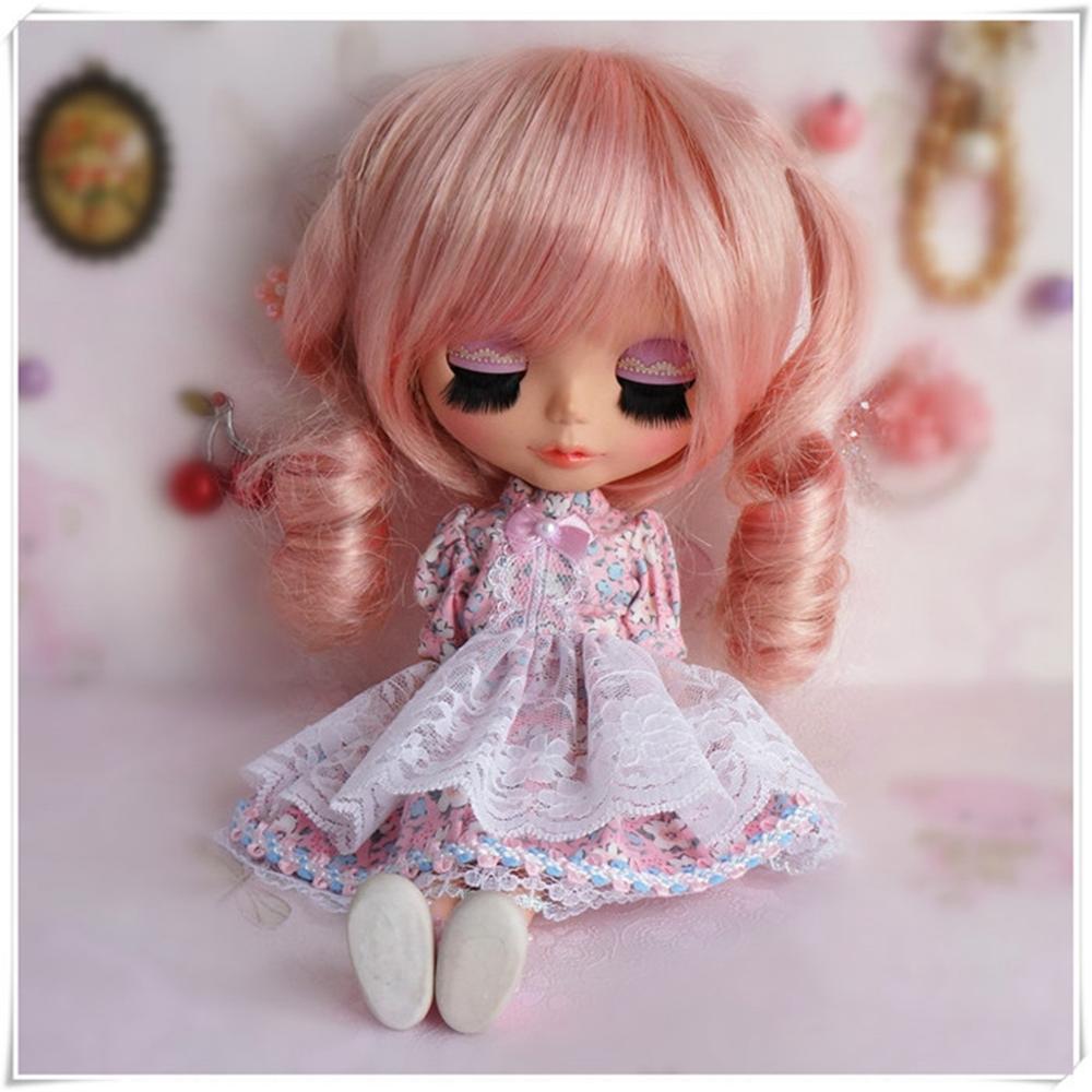 Et31#10mm Pink Peach Glass Eyes SD DZ DOD LUTS BJD Dollfie Clothing PF