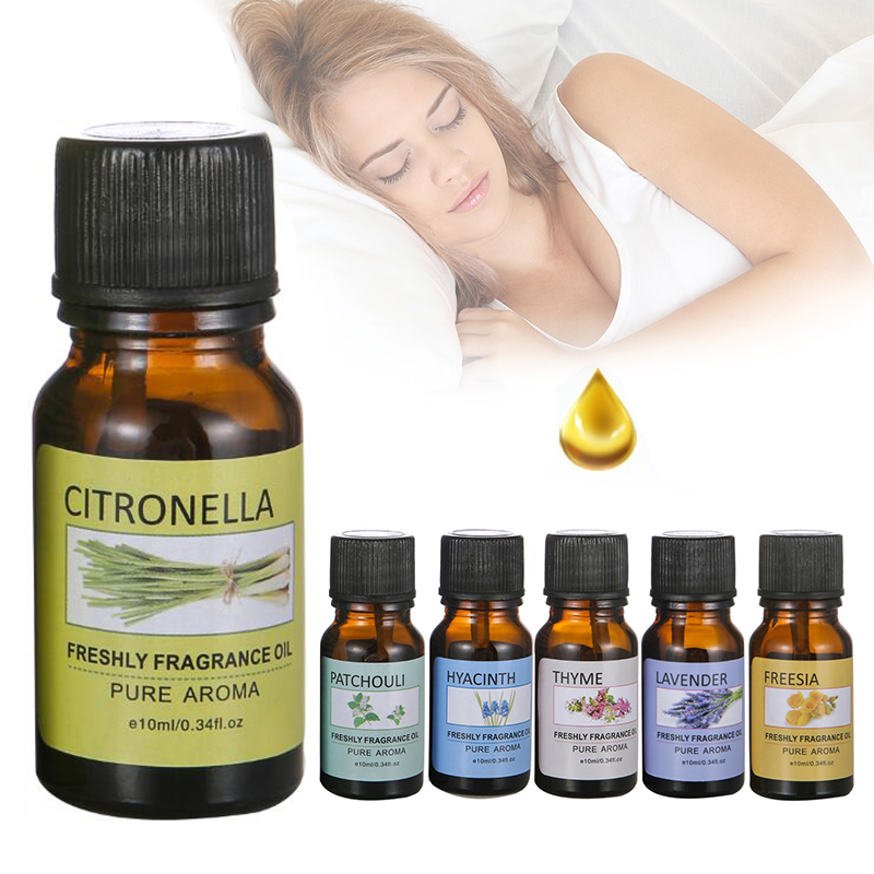 100% puro Aromaterapia natural aceites aire fresco gotero de aceite esencial flores frutas humidificador de masaje de aceite de fragancia TSLM1|Aceite esencial| - AliExpress