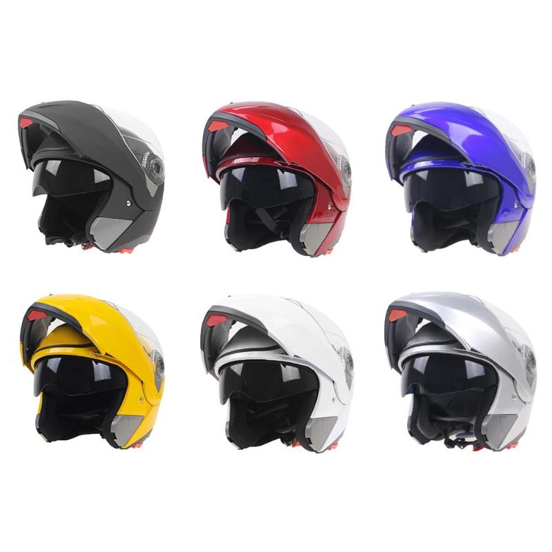 Full Face Flip Up Open Motorcycle Helmet Double Lens with Inner Sun Visor Warm Winter Spring Motorbike Bicycle Scooter Helmet for mercedes benz w213 e class e200 e300l 2016 2017 amg car styling aluminum polish window moulding trim decoration set of 4pcs