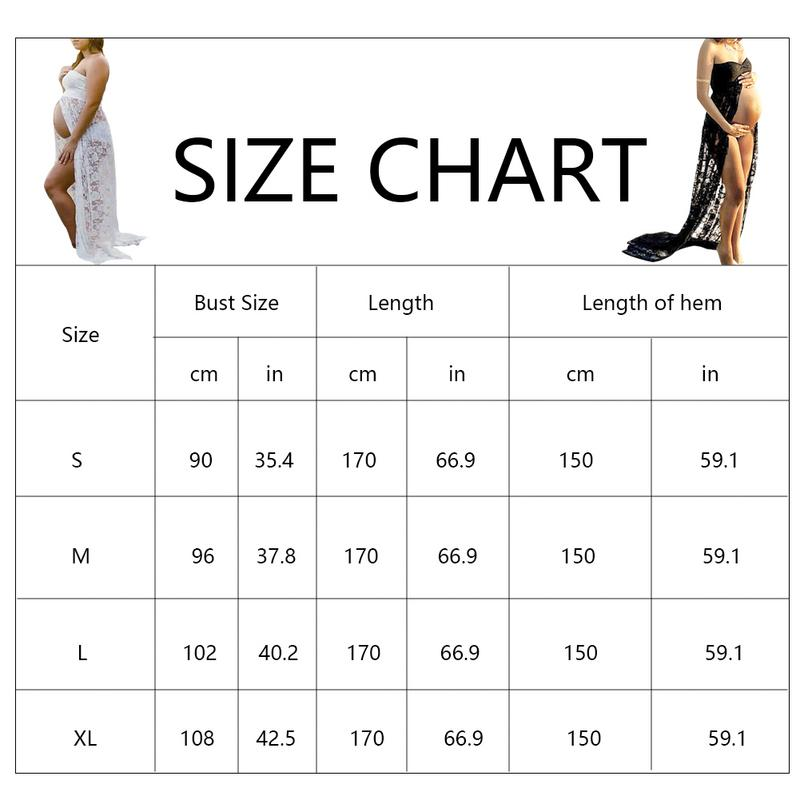 eae0943cb2 Hot Sale Maternity Photography Props Lace Stretchy Pregnancy Long Maternity  Dress For Photo Shoot Maxi Strapless Dresses Vestido-in Dresses from Mother  ...