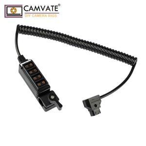 Image 3 - Camvate 15mm braçadeira de haste cheeseplate & power converter tomada c1950