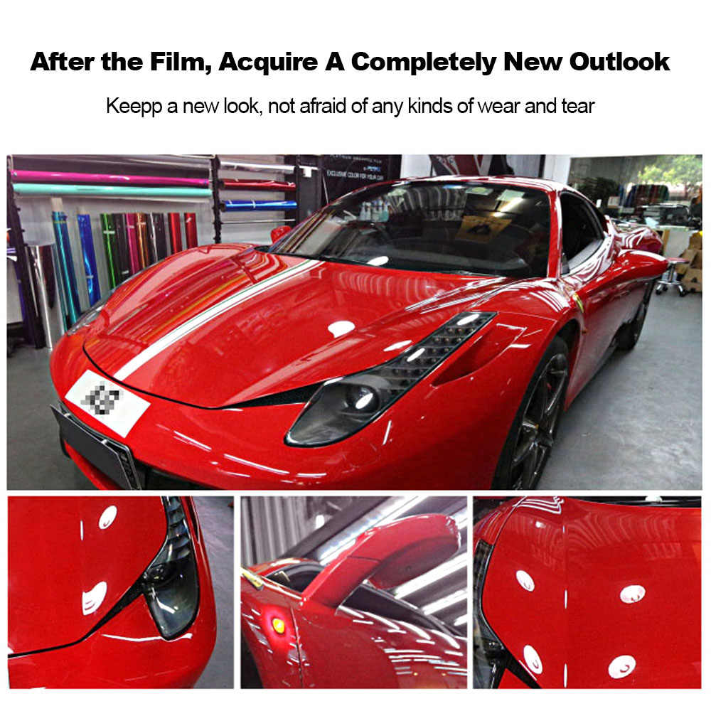 Paint Protection Film >> Clear Paint Protection Film Auto Car Protector Invisible Film Anti Scratches Protection Films 30cmx300cm 12 X118 Car Styling