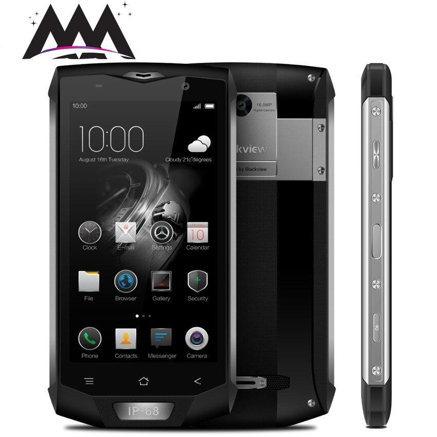 Blackview BV8000 Pro IP68 étanche antichoc téléphone portable 5.0