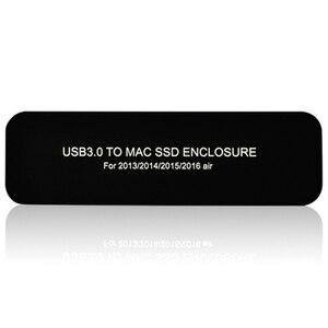 Image 1 - Boîtier pour disque dur Apple Macbook Air Pro Retina, usb 3.0 pour modèles 2013, 2014, 2015 /2016