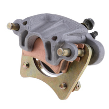 4.7 Inch Rear Brake Caliper Assembly With Pads For Polaris Magnum 330/325/500 Xpedition 325/425 ATV Brake Caliper Accessory rear left brake caliper brake shoe of cfmoto 800 u8 cf800 3 rear brake caliper combination of parts number is 7030 081500