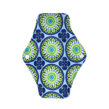 1 Pcs Menstrual Pad Reusable Breathable Portable Washable Polyester Sanitary Towel for Women Girls Ladies