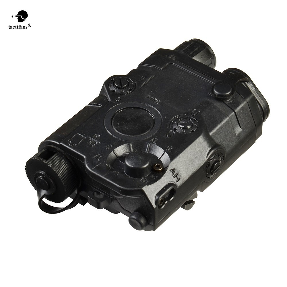 Tactical PEQ 15 Battery Case Holder New No Functional Hunting Paintball Army Game Accessories Virtual Laser Sight Flashlight