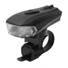 Front Lamp Usb Rechargeable Smart Bicycle Head Light Handlebar Led Lantern Bike Intelligent Accessories