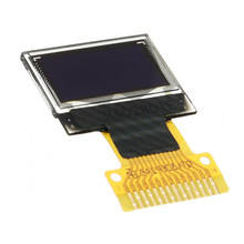 NEW 0.49 inch 64*32 OLED Display Serial LCD Display Module IIC Interface For Arduino Display(China)