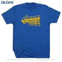 Fashion Awesome Since 1985 T Shirt 31st Birthday Funny Made Born In Present