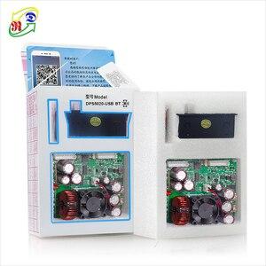 Image 5 - RD DPS5020 Điện Áp Không Đổi dòng điện DC  DC Bước xuống giao tiếp Nguồn điện Buck Bộ chuyển đổi Điện Áp LCD Vôn kế 50V 20A