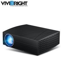 Vivibright F20 Projector LED Video Home Cinema HD Projector 1920 x 1080P HOME theater Projector