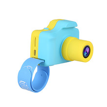 Orsda 1.77 Inch 16Mp 1080P Mini Lsr Cam Digital Camera For Kids Baby Cute Cartoon Toy Camera Children Birthday Best Gift(China)
