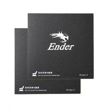 Creality оригинальная замена 3d принтер сборка поверхности пластины для Ender 3