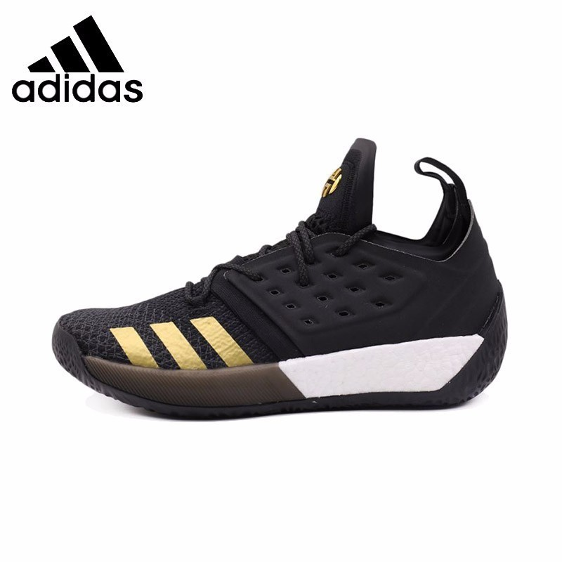 Adidas Harden Vol 2 New Arrival Original Men Breathable Sneakers DMX Light Basketball Shoes Comfortable Shoes AH2215 in Basketball Shoes from Sports Entertainment