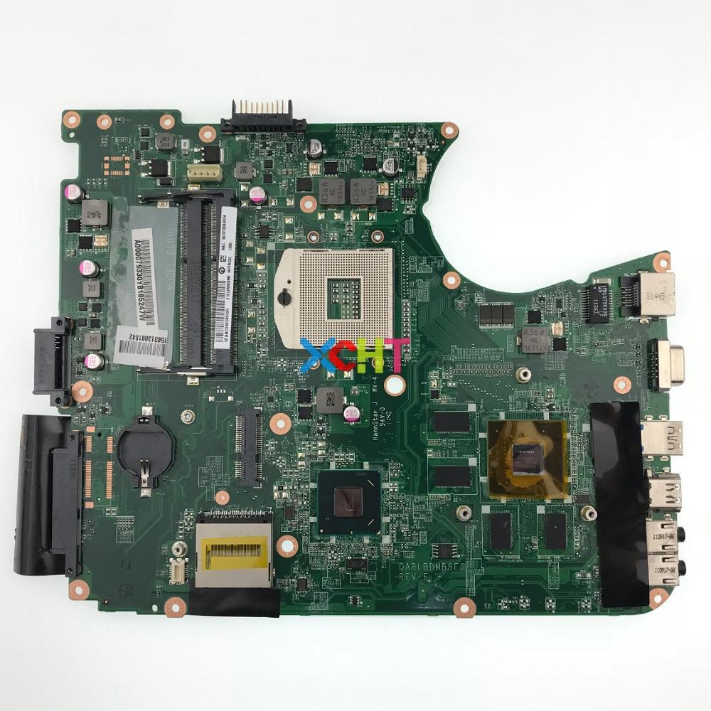 A000079330 DABLBDMB8E0 w GT540M/1 GB per Toshiba L750 L755 Notebook PC Scheda Madre Del Computer Portatile Mainboard TestatoA000079330 DABLBDMB8E0 w GT540M/1 GB per Toshiba L750 L755 Notebook PC Scheda Madre Del Computer Portatile Mainboard Testato